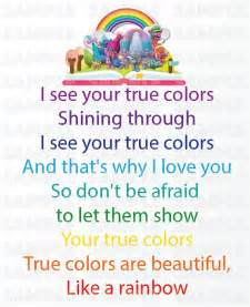 i see your true colors shining through 25 best ideas about true colors on true