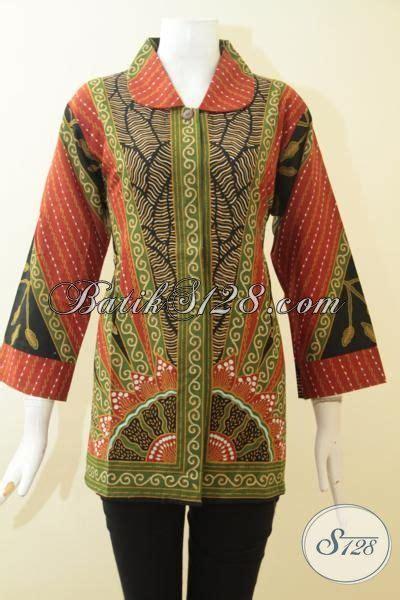 Baju Seragam Kerja Eceran Baju Blus Batik Eceran Harga Grosir Busana Batik Wanita