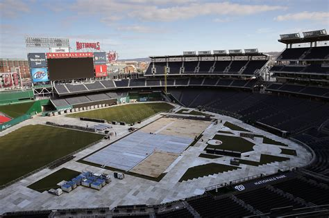 winter nationals nationals stadium preps for nhl winter classic the