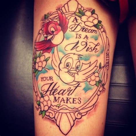 cinderella tattoo designs 228 best disney tattoos images on disney