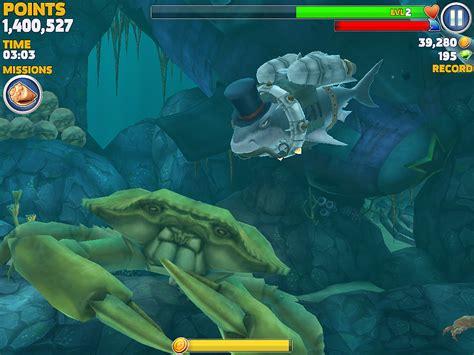 ubisoft hungry shark evolution