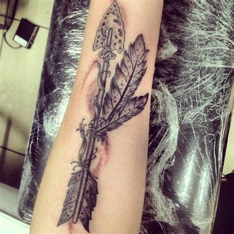 arrow with feather tattoo 55 inspiring arrow tattoos that will make you want to get