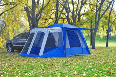 jeep compass tent all things jeep sportz 84000 suv tent w screen room for