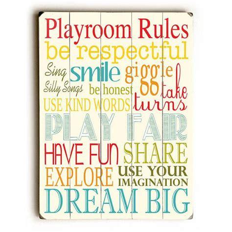 Wall Sign Room best 25 playroom signs ideas on playroom