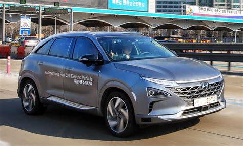 Versicherung Kosten Für Auto by Hyundai Nexo 2018 Preis Technik Autozeitung De