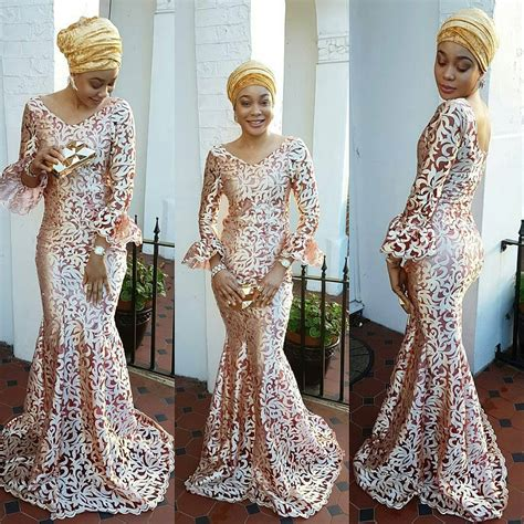 aso ebi fashion latest aso ebi trends that defines fashion