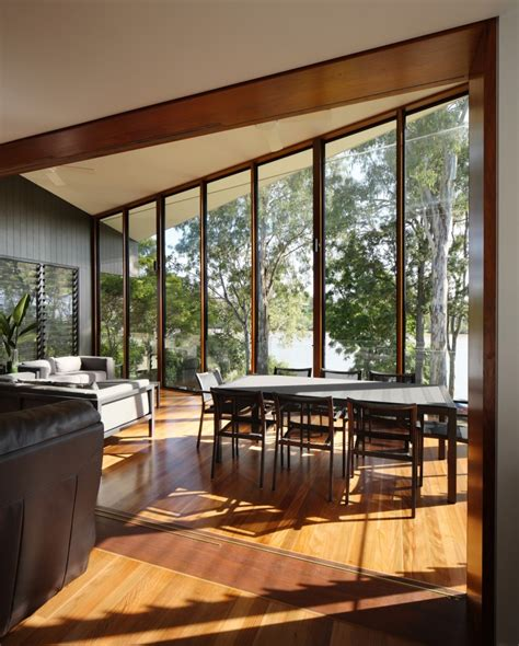 large wooden glass window designs home design home interior a 1990 s cottage turned into a bright contemporary home by