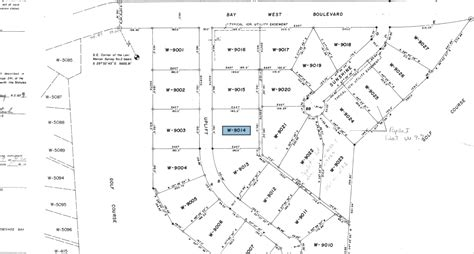 plat maps texas lot for sale in horseshoe bay west resort texas land century