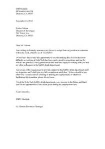 Sle Board Resignation Letter by Resignation Letter Format Standard Simple Official Letter Of Resignation Effective