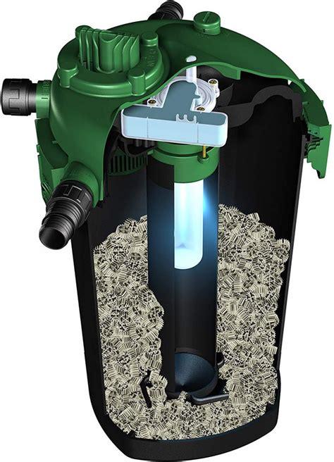 koi pond filter systems top  picks  koi tank bio