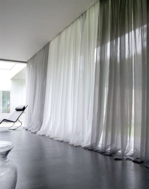ceiling rails for curtains window dressing great ideas and advice ecotek