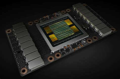 Geforce Tesla Nvidia S Monstrous Volta Gpu Appears Packed With 21