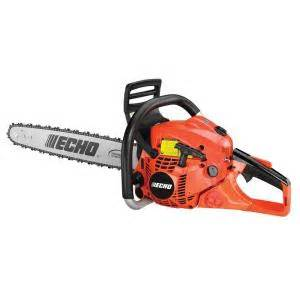 home depot echo chainsaw echo 20 in 50 2cc gas chainsaw cs 501p 20 the home depot