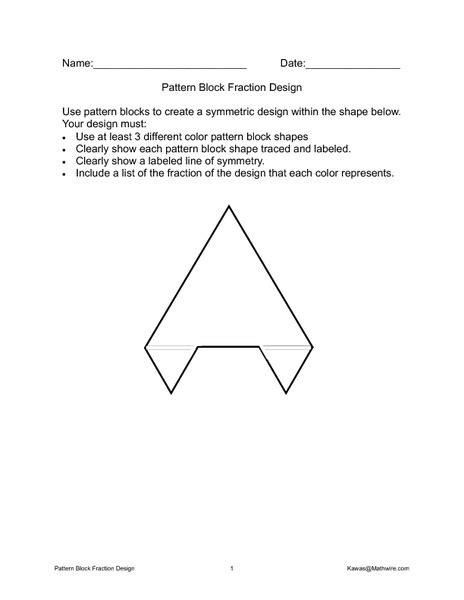 pattern block activities for third grade free worksheets 187 pattern block design worksheets free