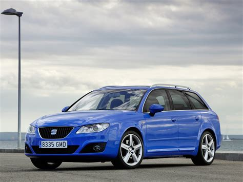seat exeo st car wallpaper 03 of 86 diesel station