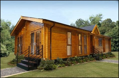 Wide Log Cabin Mobile Homes by 25 Best Ideas About Log Cabin Modular Homes On