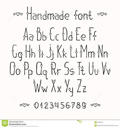 Wedding Font Tester by Image Gallery Alphabet Typography