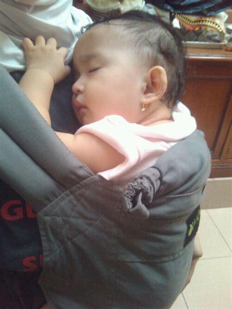 Gendongan Bayi Yang Tidak Bikin Pegal boba baby carrier rumahnya aini