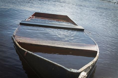 small boat sinking are you a fundraiser or a funds depleter
