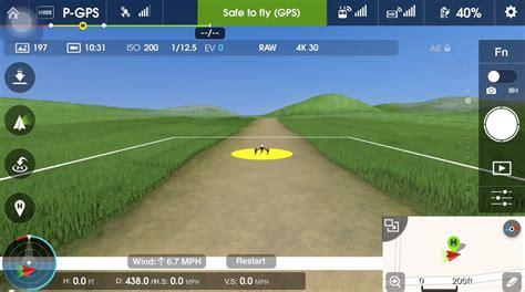 best ar drone app drone simulator in the dji go app best drone