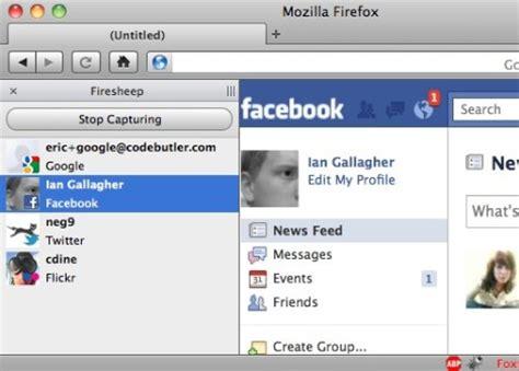 firesheep android l extension firesheep d 233 tecte et autres informations sur les hotspots wi fi ubergizmo