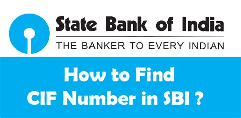 How To Search A Number How To Find Cif Number In Sbi By Passbook Cheque Book