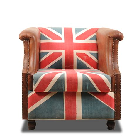union jack armchair your home hero design pataki