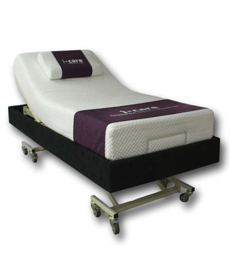 i care ic333 hi lo trendelenburg adjustable bed willaid health care equipment