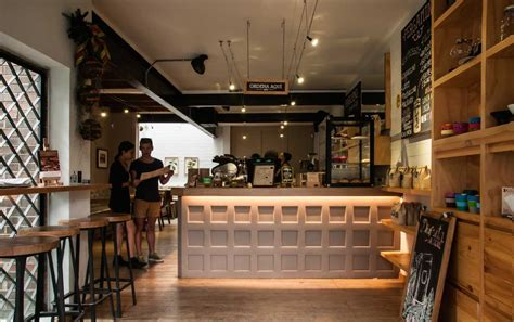 coffee shop lighting design commercial led strip lighting projects from flexfire leds