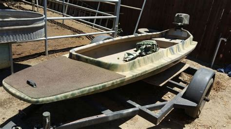 boats for sale in oxford nc duck hunting sneak boat for sale boats marine in chino ca