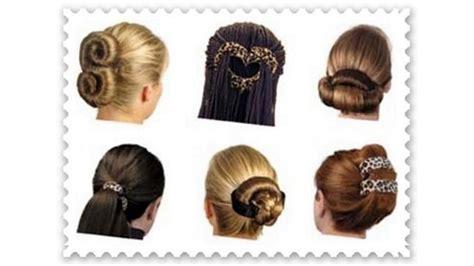 tutorial rambut gelung hairagami youtube