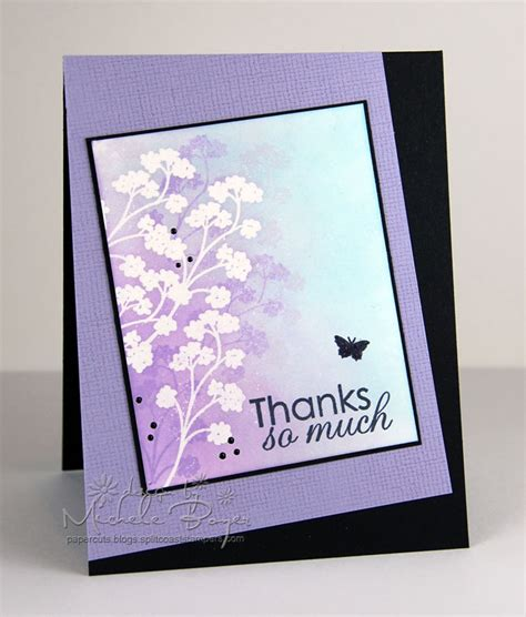 embossing techniques card learn the emboss resist technique on the craftsy