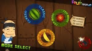 Fruit ninja screenshot 2