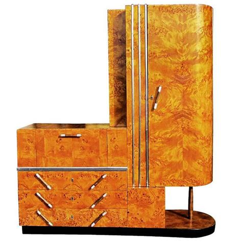 art deco armoire for sale art deco macassar ebony armoire 1920s for sale at pamono