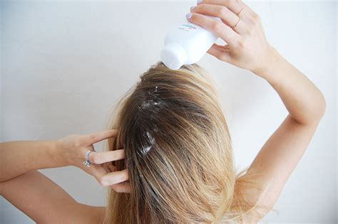 corn starch in hair diy chemical free dry shoo a clean bee