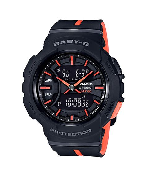 Casio Baby G Bga 240l 7a bga 240l 1a for running series baby g timepieces casio