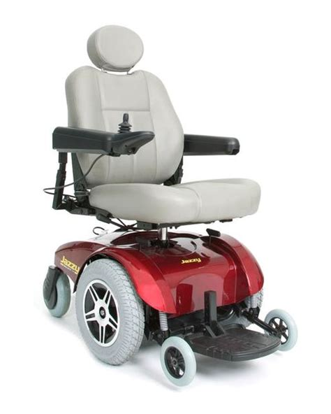 Jazzy Select Power Chair Manual by Pride Mobility Pride Mobility Jazzy Select 14xl
