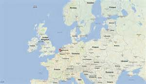 Google Maps Europe by Energy Environment Efficiency Ontop B V