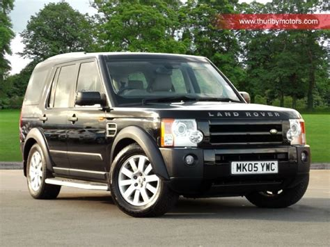land rover discovery 2005 2005 land rover discovery 3 photos informations articles