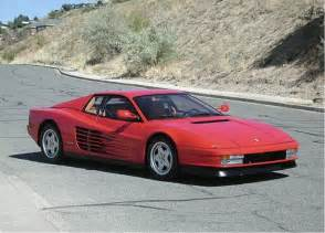 Testarossa Value Testarossa More Information