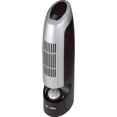 bell howell ionic whisper air purifier and ionizer walmart