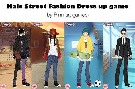 anime boy dress up fashion dressup by rinmaru on deviantart