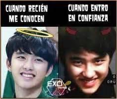 Funny Memes Espaã Ol - pin by brittany exo l on memes exo pinterest exo