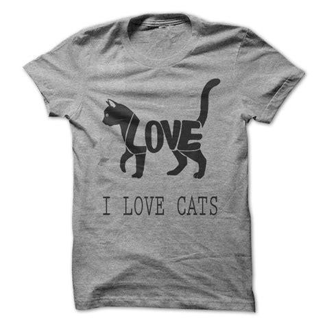 T Shirt I Cats i cats t shirt