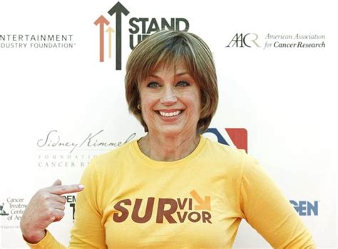 Dorothy Hamill Being Treated For Breast Cancer by Dorothy Hamill Looks Back On Olympic Gold