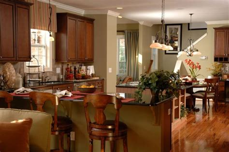 fantastic shaped kitchen designs