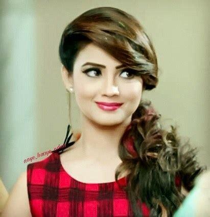 adaa khan hairstyle name color haircut highlights