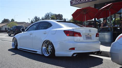 slammed lexus is300 lexus is300 at illest quot slammed sundays quot csf racing