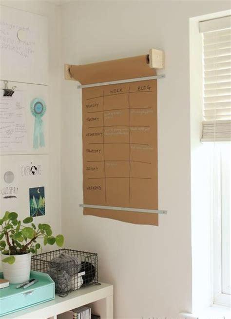 make cheap calendars 20 cheap ideas to create diy calendars for unique wall