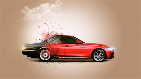 bmw cgi car  wallpapers hd wallpapers id